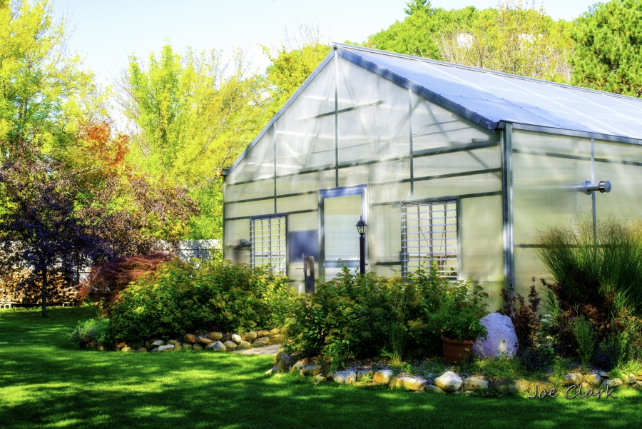 greenhouse marketing commercial photo