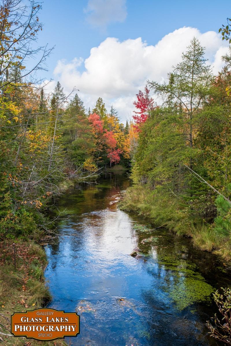 Horton Creek in Fall 2
