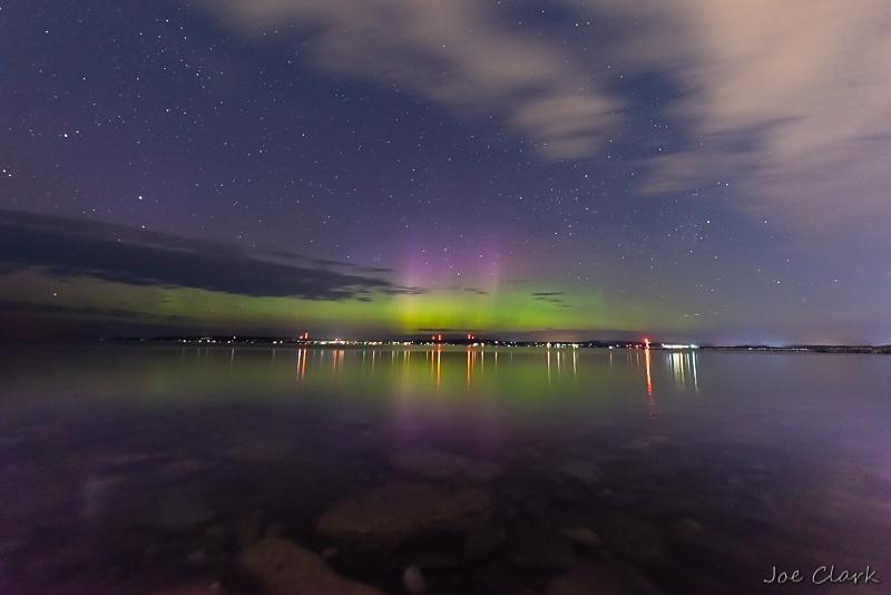 Harbor Lights by Joe Clark_