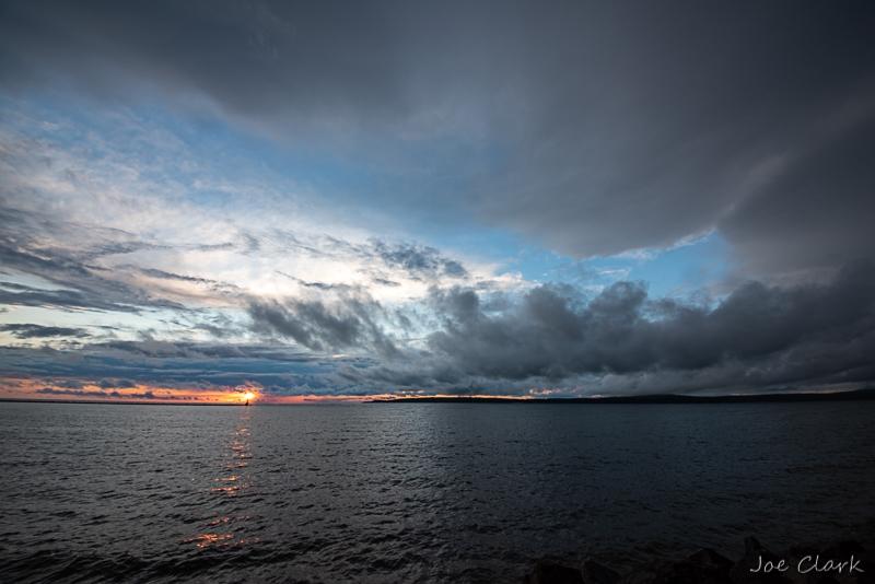 Thoughtful Evening by Joe Clark_