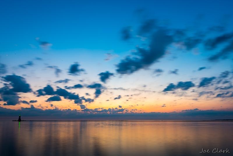 Tranquility Ludington by Joe Clark_