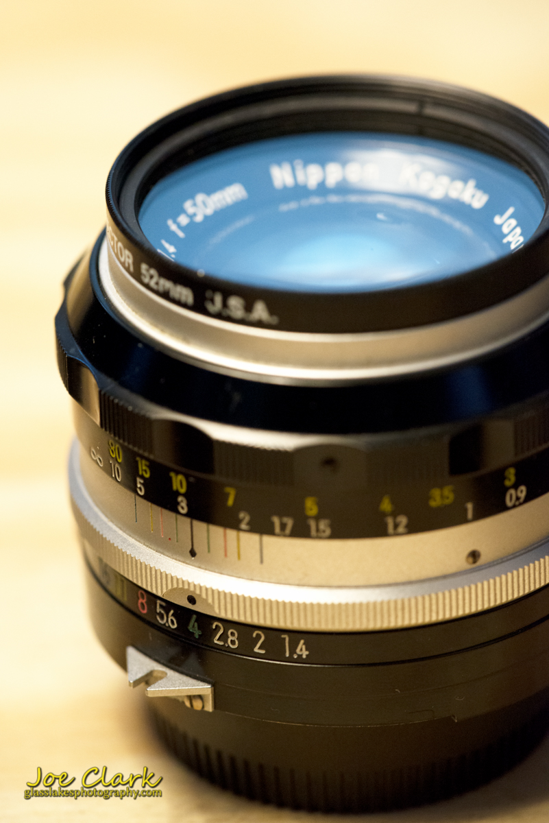 Interesting points on Prime Lenses