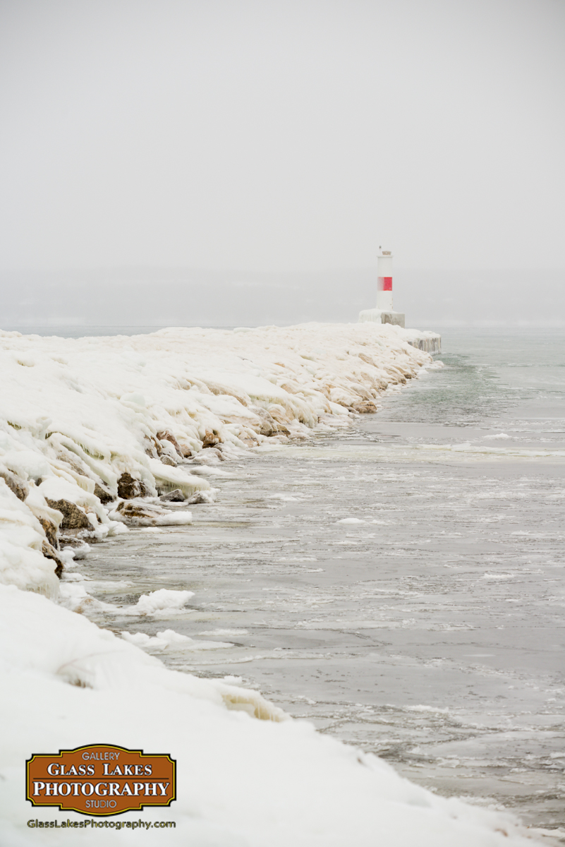 Petoskey's Iced Light
