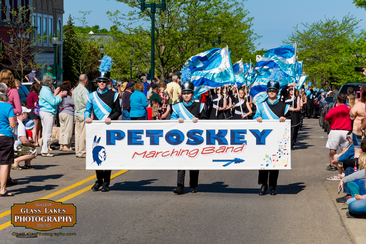 Petoskey Memorial Day Parade 2016