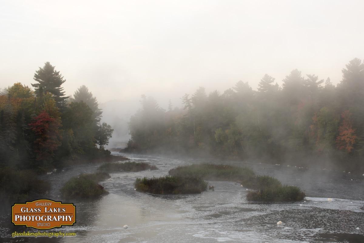 Tahquamanon Falls River photogrpahy Joe Clark